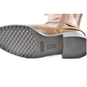 AEROSOLES Shoes - Aerosoles With Pride Memory Foam Comfort Boots Tan